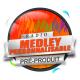 Medley pré-produit personnalisable