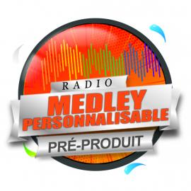 Medley pré-produit 263 - Top 40 Decembre 2019
