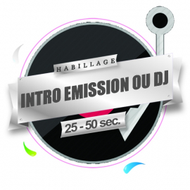 Intro Emission, Podcast ou Dj