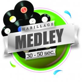 Medley (sur mesure)