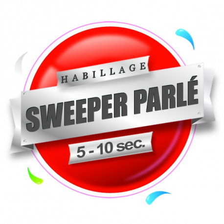 Sweeper Parlé
