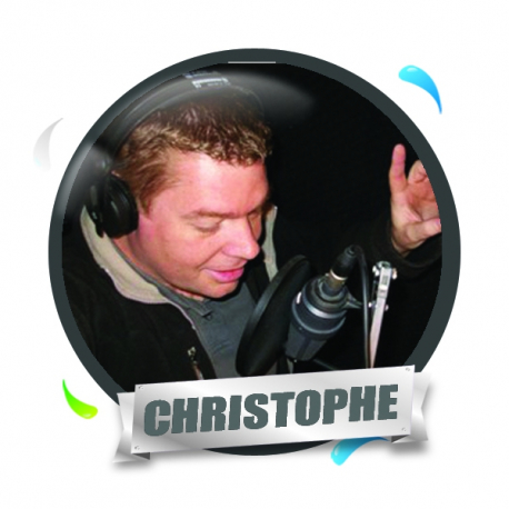 Voix Off Christophe