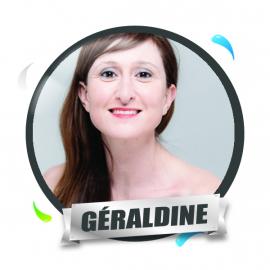 Voix Off Géraldine