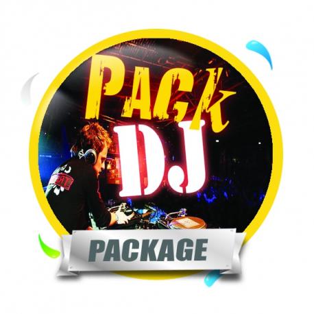 Pack DJ personnalisé