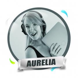 Voix Off Aurélia