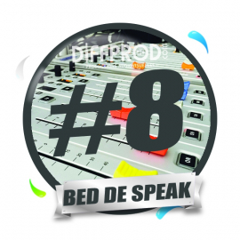 Bed de Speak Electro 2017-8
