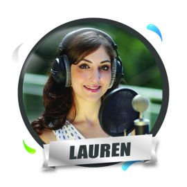 Voix Off Lauren