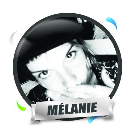 Voix Off Mélanie