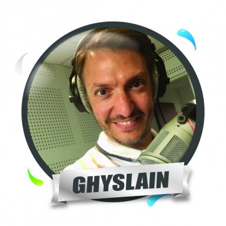 Voix Off Ghyslain