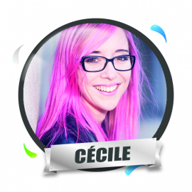Voix Off Cécile