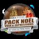 Pack Noel: 107 Voix du Père Noël