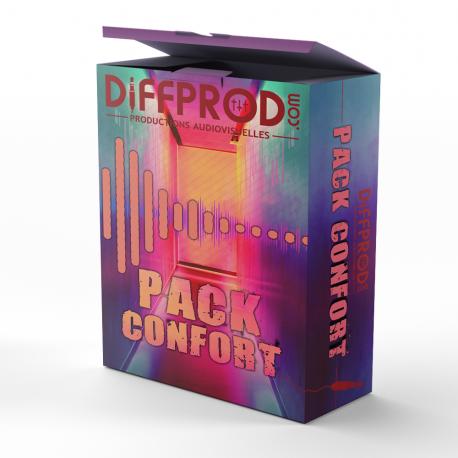 Pack Confort (habillage radio)