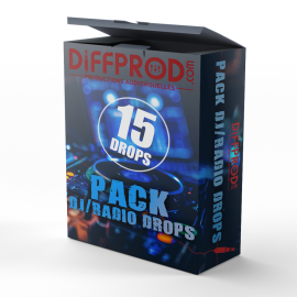Pack 15 Dj/Radio Drops