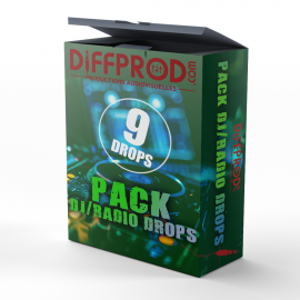Pack 9 Dj/Radio Drops