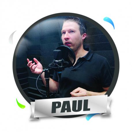 Voix Off Paul