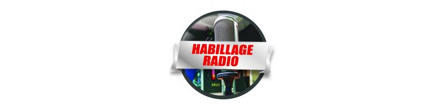 Habillage Radio