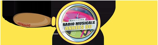 Démo Radio Années 80