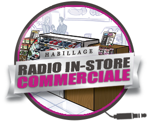 Radio IN-STORE