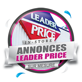 Leader Price, promos en magasin